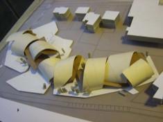 maquette du concept