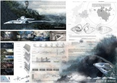 Bustler: Winners of the third edition IS ARCH Awards Honorable Mention: Existent mirage by Insu  ...