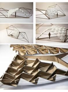 Tangrammatic Hut