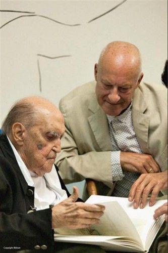 Tribute to Oscar Niemeyer by Norman Foster