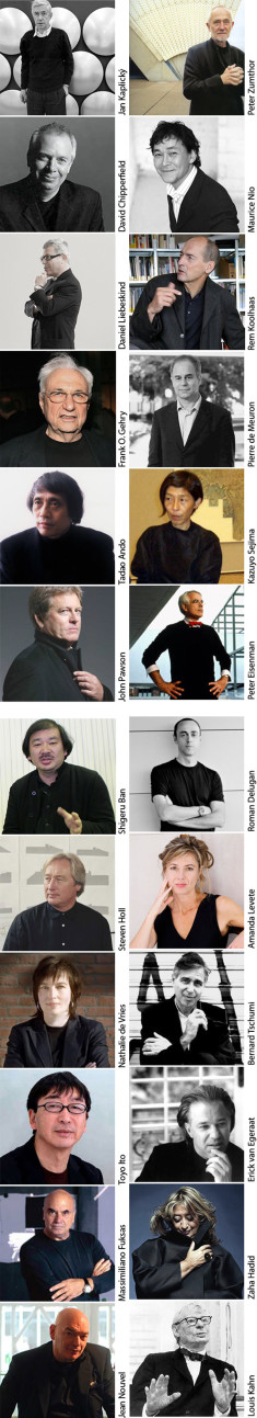 Architect's Dress Code‏