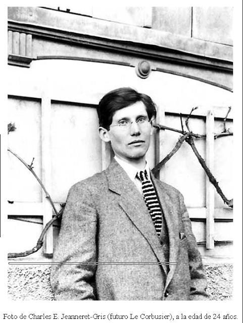 """REVISTA DIGITAL APUNTES DE ARQUITECTURA: LA""""PROMENADE"""" DE LE CORBUSIER 1887-1965 – Luis Gu ..."""